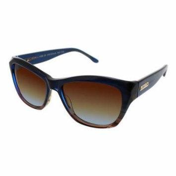 BCBGMAXAZRIA Sunglasses SPECTACULAR Navy Fade 53MM