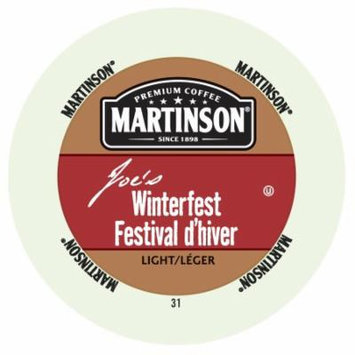 Martinson Coffee Winterfest, RealCup Portion Pack For Keurig Brewers, 48 Count