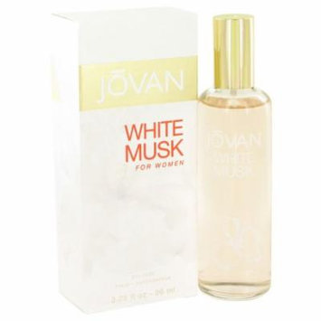 Jovan - JOVAN WHITE MUSK Eau De Cologne Spray - 3.2 oz