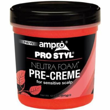 Ampro Pro Styling Pre Cream for Sensitive Scalp 12.5 oz. (Pack of 6)