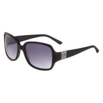 BEBE Sunglasses BB7134 001 Jet 57MM
