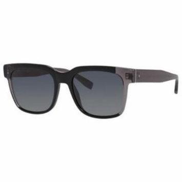 HUGO BOSS Sunglasses 0735/S 0K8F Black Gray 53MM