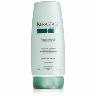 Kerastase Resistance Volumifique Thickening Effect Gel Treatment for Unisex, 6.8 Ounce