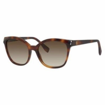 FENDI Sunglasses 0043/S 005L Havana 55MM
