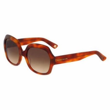 ANNE KLEIN Sunglasses AK7023 944 Blonde Tortoise 57MM