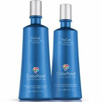 ColorProof TruCurl Curl Perfecting Shampoo 10.1 OZ & Condition 8.5 OZ Duo