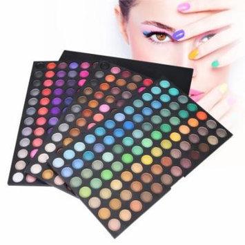 252 Color Professional Shimmer Matte Eye Shadow Palette Set