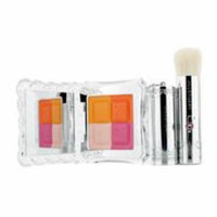 Jill Stuart Mix Blush Compact N (4 Color Blush Compact + Brush)