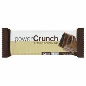 Power Crunch Peanut Butter Fudge Bar, 1.4 OZ (Pack of 12)