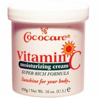 Cococare Vita C Moist Cream 16 oz. (Pack of 2)