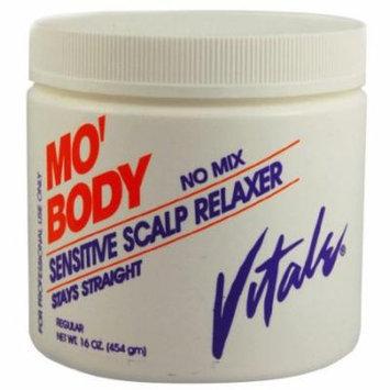 Vitale Mo Body Sensitive Scalp Relaxer 16 oz. (Pack of 2)