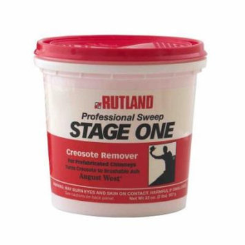 August West Stage One Creosote Remover - 2 Lb Tub
