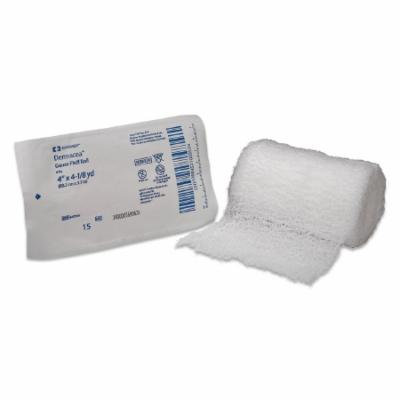 COVIDIEN Gauze Dressing Dermacea 100% Cotton 8-Ply 4 X 4