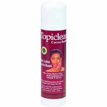 Topiclear Cocoa Butter Lotion 16.8 oz. (Pack of 2)