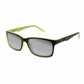 OCEAN PACIFIC Sunglasses BLASTED Black Laminate 54MM