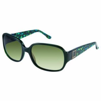 BCBGMAXAZRIA Sunglasses FABULOUS Green Forest 54MM