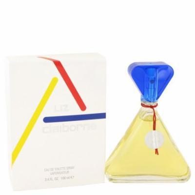 Liz Claiborne - CLAIBORNE Eau De Toilette Spray (Glass Bottle) - 3.4 oz