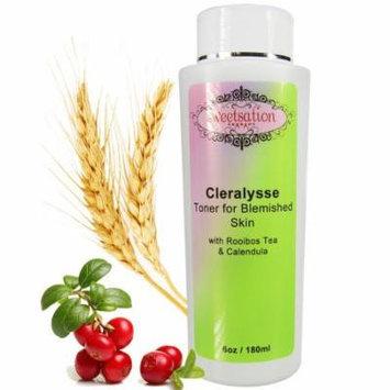 Cleralysse Toner for Blemished Skin, 6.0 oz