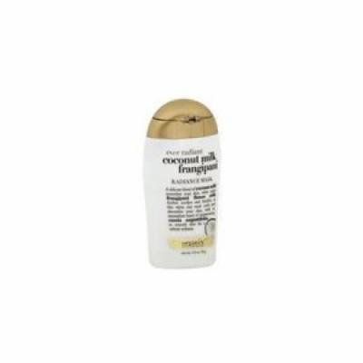 Organix: Ever Radiant Coconut Milk Frangipani Radiance Mask 3.3 Oz