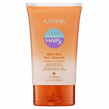 Alterna Summer Hair Rx After Sun Hair Quench Hydrating Gel Masque-4 oz.