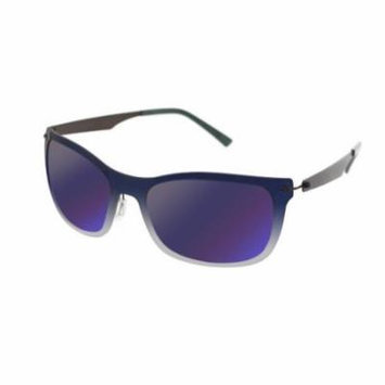 ASPIRE Sunglasses ACCLAIMED Grey Green Fade 57MM