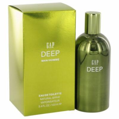 Gap - Gap Deep Eau De Toilette Spray - 3.4 oz