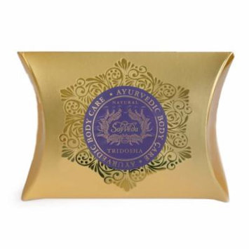 Set of 6 SpaVeda Many Blessings Amethyst Tridosha Body Bar Soap 4.4 oz.