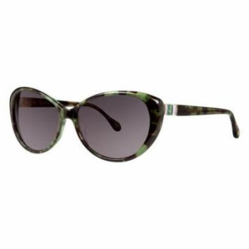 LILLY PULITZER Sunglasses STANTON Green 56MM