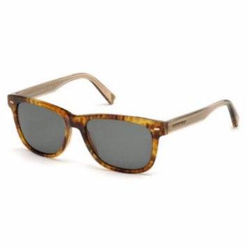 ERMENEGILDO ZEGNA Sunglasses EZ0028 55N Colored Havana 54MM