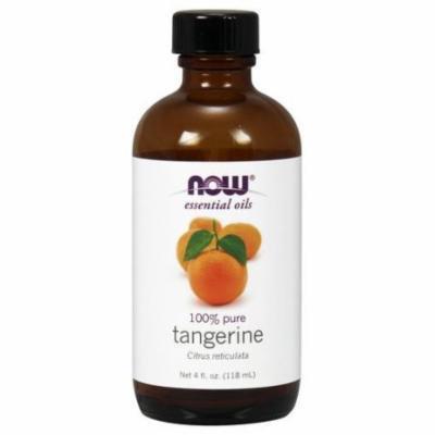 Tangerine Oil Now Foods 4 fl oz Oil