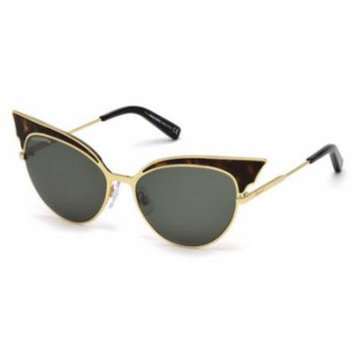 DSQUARED2 Sunglasses DQ0166 52N Dark Havana 55MM