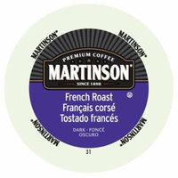 Martinson Coffee French Roast, RealCup Portion Pack For Keurig Brewers, 192 Count