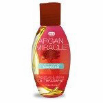 African Pride Argan Miracle Oil Treatment 4 oz. (Pack of 12)
