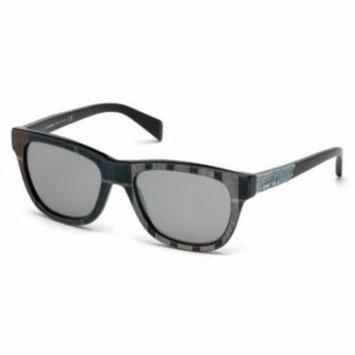 DIESEL Sunglasses DL0111 92C Blue 54MM