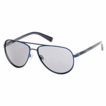 KENNETH COLE Sunglasses KC7190 91A Matte Blue 62MM