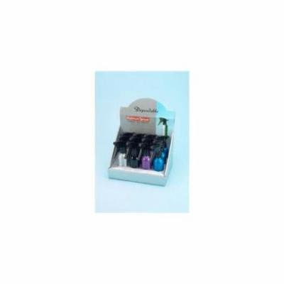 Aluminum Spray Bottle With Counter Display Case Of 48