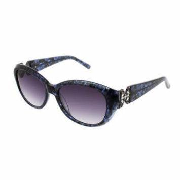 JESSICA MCCLINTOCK Sunglasses 574 Blue Multi 55MM