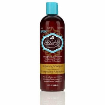 Hask Argan Oil Repair Shampoo 12 oz. (Pack of 6)