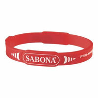 Sabona Sport Wristband Pro Magnetic Red-XL