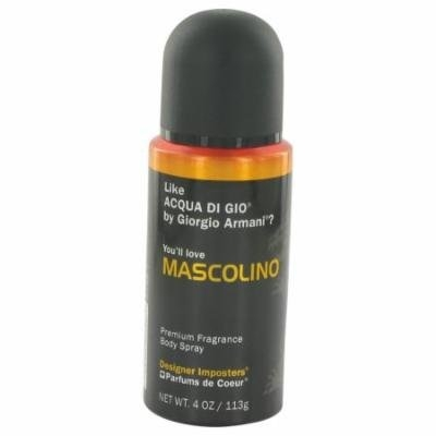 Parfums De Coeur - Designer Imposters Mascolino Body Spray - 4 oz