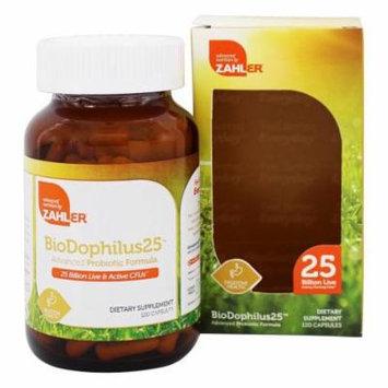 Zahler - BioDophilus25 Advanced Probiotic Formula - 120 Capsules