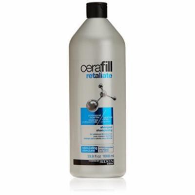 Redken Cerafill Retaliate Shampoo For Advanced Thinning Hair 33.8 oz