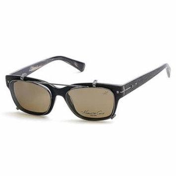 KENNETH COLE Sunglasses KC0240 63H Black Horn 51MM