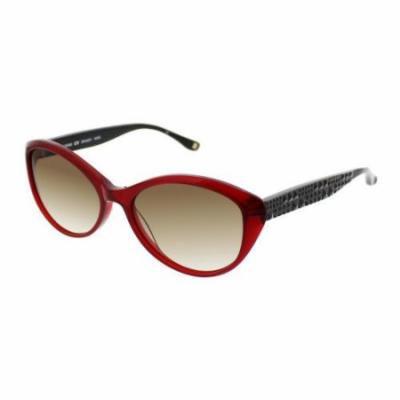 BCBGMAXAZRIA Sunglasses BRASSY Wine 55MM