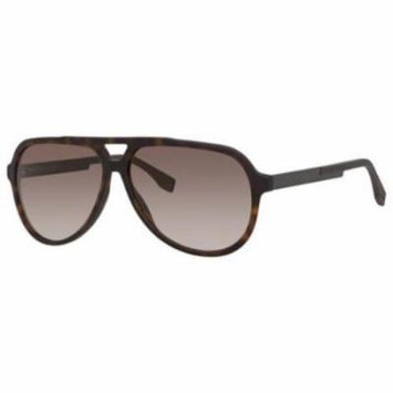 HUGO BOSS Sunglasses 0731/S 0KD2 Havana Carbon 60MM