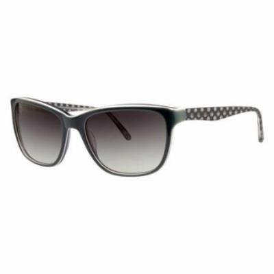 VERA WANG Sunglasses V415 Teal 56MM