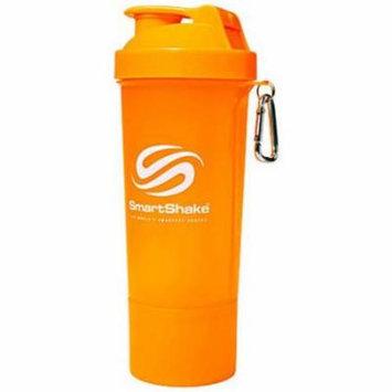 Smart Shake Shaker Cup, Neon Orange, 17 OZ
