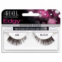 Ardell Edgy Lash False Eyelashes - #406 Black (Pack of 4)