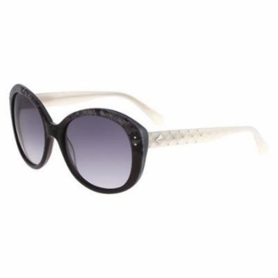 BEBE Sunglasses BB7148 001 Jet Snake 57MM