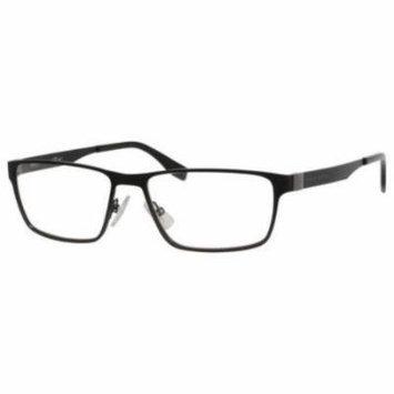 HUGO BOSS Sunglasses 0673/S 0UAJ Black Ruthenium Black 55MM